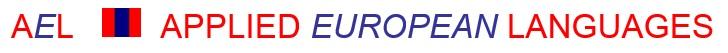 APPLIED EUROPEAN LANGUAGES